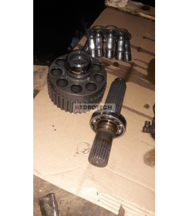 Hydraulic pumps repair